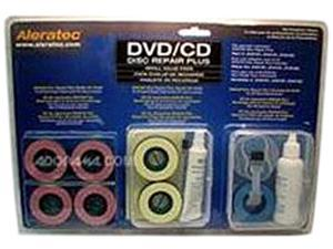Aleratec 240138 DVD/CD Repair Plus Refill Value Pack