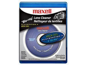 maxell 190054 Lens Cleaner for Blu Ray