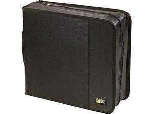 Case Logic CDW-208 BLACK 208 Capacity CD Wallet