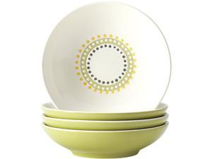 Rachael Ray 4-pc. Circles and Dots Fruit Bowl Set
