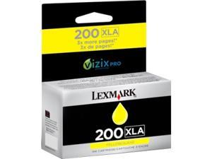 Lexmark 14L0200 200XLA Yellow High Yield Ink Cartridge