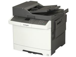 Cx310dn Multifunction Color Laser Printer, Copy/print/scan
