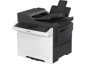 LEXMARK CX410e 1200 x 1200 dpi USB/Ethernet All-In-One Color Laser Printer