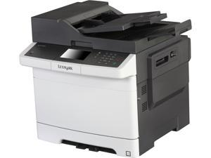 LEXMARK CX410de 1200 x 1200 dpi USB/Ethernet All-In-One Color Laser Printer