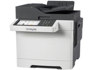 Lexmark CX510DHE Color Multifunction Laser Printer