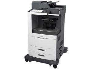 Lexmark MX810DE Monochrome Multifuntion Laser Printer