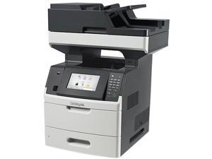 Lexmark MX710DE Monochrome Multifunction Laser Printer