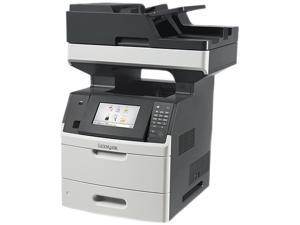 Lexmark MX710DHE Monochrome Multifunction Laser Printer