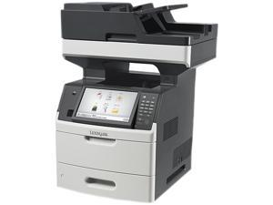 Lexmark MX711DHE Monochrome Multifunction Laser Printer