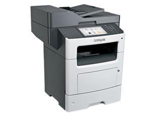 LEXMARK MX610de MFC / All-In-One Monochrome Laser Printer