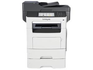 Lexmark MX611DTE Monochrome Multifunction Laser Printer