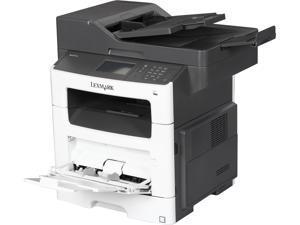 Lexmark MX511DE Monochrome Multifunction Laser Printer