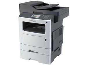 LEXMARK MX511dte MFC / All-In-One Monochrome Laser Printer