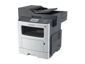 Lexmark MX511DHE Monochrome Multifunction Laser Printer