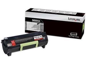 LEXMARK 500XA (50F0XA0) High Yield Toner Cartridge Black