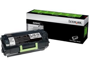 LEXMARK 52D0H0G High Yield Return Program Toner Black