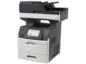LEXMARK MX710de w/CAC TAA MFC / All-In-One Monochrome Laser Printer