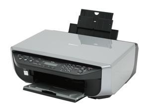 Canon PIXMA MX300 2182B002 Up to 22 ppm Black Print Speed 4800 x 1200 dpi Color Print Quality InkJet All-In-One Color Printer