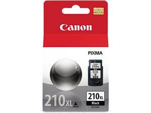 Canon PG-210 XL High Yield Black Ink Cartridge&#59; 1 Black (2973B001)
