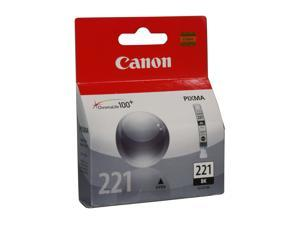 Canon CLI-221BK (2946B001) Black Ink Cartridges