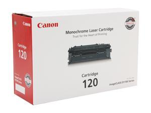 Canon 120 (2617B001) Toner Cartridge 5000 Pages Yield&#59; Black