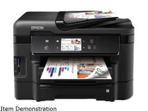 EPSON WorkForce WF-3540 Wireless InkJet MFC / All-In-One Color Printer