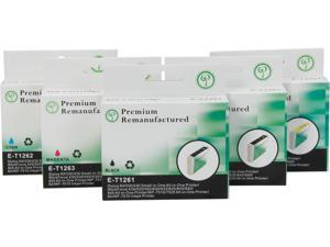 Green Project E-T1265(5pk) Ink Cartridge Replaces Epson