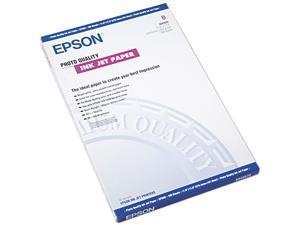 """Epson S041070 Presentation Paper Ledger/Tabloid - 11"""" x 17"""" - 100 / Pack - White"""
