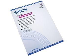 """Epson S041079 Coated Paper A2 - 16.50"""" x 23.40"""" - 30 Sheet - White"""