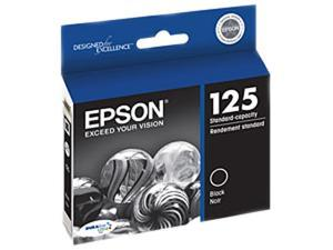 EPSON T125120 125 Ink Cartridge Black