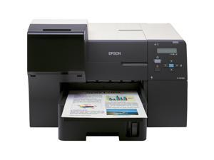 EPSON Business Inkjet B-510DN C11CA67201 Up to 37 ppm Black Print Speed 5760 x 1440 dpi Color Print Quality InkJet Workgroup ...
