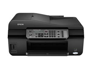 EPSON WorkForce 435 C11CB45201 Wireless MicroPiezo Inkjet MFC / All-In-One Color Printer