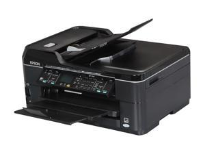 EPSON WorkForce WF-7510 Wireless InkJet MFC / All-In-One Color Printer