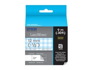 EPSON LabelWorks LC-4CAY9 Standard LC Tape Cartridge