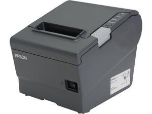 Epson C31CA85081 TM-T88V POS Thermal Receipt Printer - Gray, Serial , Power Supply Not Included