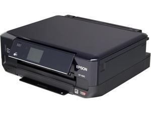 EPSON Expression Premium XP-600 12 ISO ppm Black Print Speed 5760 x 1440 dpi Color Print Quality Wireless InkJet MFC / All-In-One ...