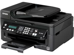 EPSON WorkForce WF-2530 Wireless InkJet MFC / All-In-One Color Printer