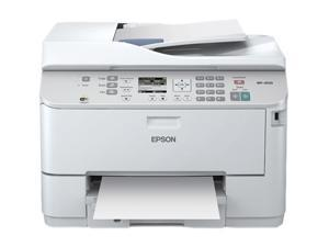 EPSON WP-4533 Up to 16 ppm Black Print Speed 4800 x 1200 dpi Color Print Quality Wireless InkJet MFC / All-In-One Color Printer