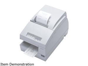 EPSON C31C283012 TM-U675 Series Multifunction Receipt, slip & Validation Printer