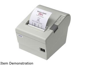 Epson C31C636A6891 TM-T88IV Series Ultra-Fast Thermal Receipt Printer