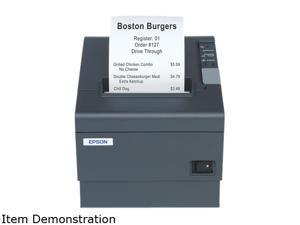 Epson C31C636A6901 TM-T88 Restick Thermal Receipt Printer