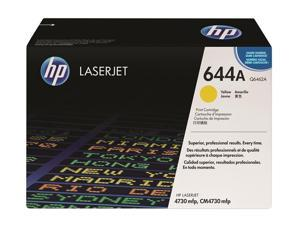 HP 644A Yellow LaserJet Toner Cartridge (Q6462A)