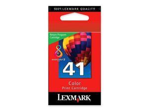 Lexmark 18Y0141 #41Color Return Program Print Cartridge for X4850, X4875,X6570