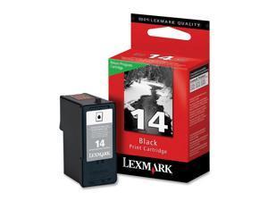 Lexmark 18C2090 #14 Black Return Program Print Cartridge for Z2300, X2600, X2670