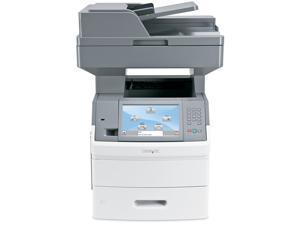LEXMARK X Series X654de MFP MFC / All-In-One Monochrome Laser Printer