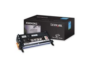 LEXMARK X560H2KG X560 High Yield Print Cartridge Black