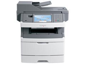 LEXMARK X Series X466de MFC / All-In-One Monochrome Laser Printer