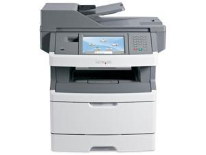 LEXMARK X466dwe 13C1104 MFC / All-In-One Monochrome Wireless 802.11b/g/n Laser Printer