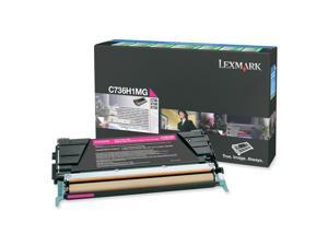 LEXMARK C736H1MG Cartridge Magenta