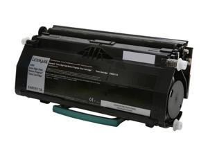 LEXMARK E460X11A Toner Cartridge Black